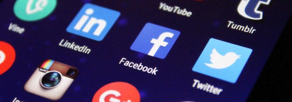 réseaux sociaux technologies